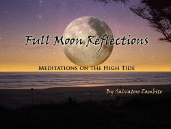 full moon reflections, yoga sutras