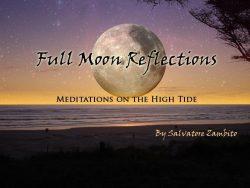 full moon reflections, yoga sutras